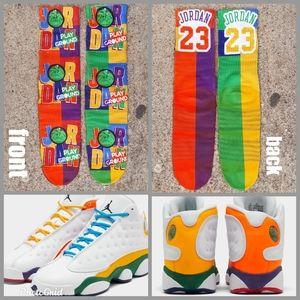 Playground 13s socks